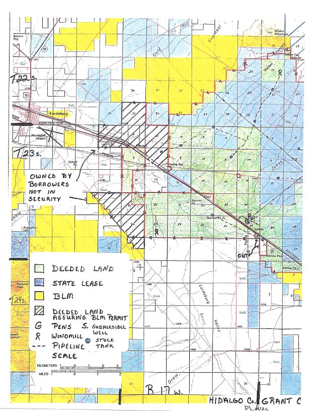 Grant County Nm Property Info
