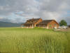 Beautiful Cedar Home on 40 Acres Southeast Idaho ID#:27903